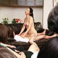【合コン】欲求不満な五十路のどスケベ熟女が合コン開催!精子を搾り取られる男たちw